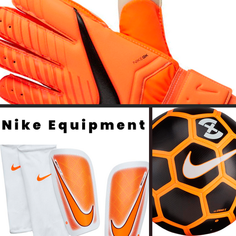 All Nike Equipment