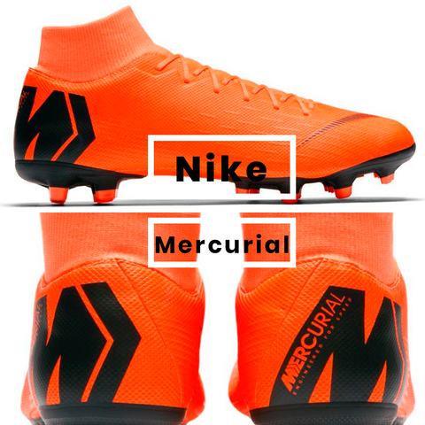 Nike Mercurial Collection