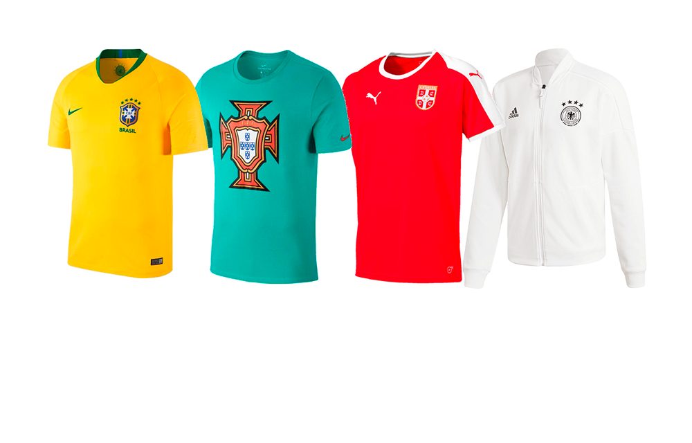 FIFA World Cup Apparel