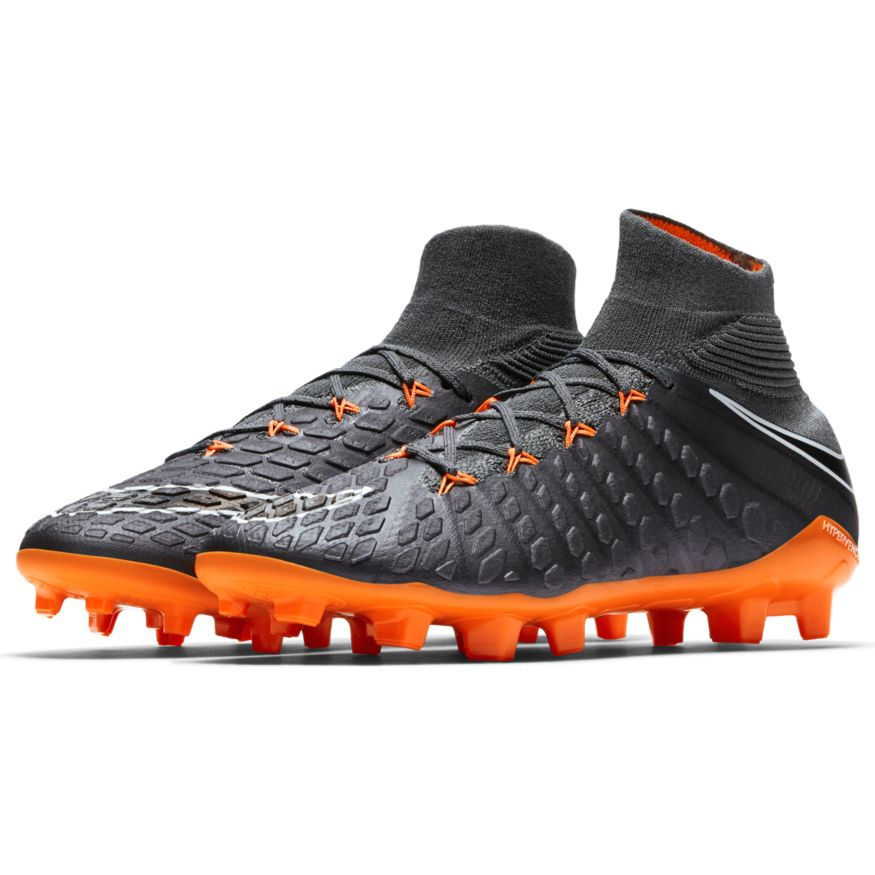 best website 1ca7f ca5c2 Kids Nike Jr. Hypervenom Phantom III Elite Dynamic Fit FG