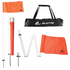 Eletto Collapsible Corner Flags