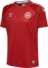Denmark Youth Home Jersey 2018/19