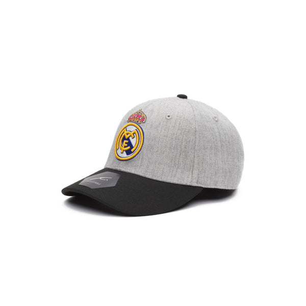 Real Madrid Post Game Adjustable Hat