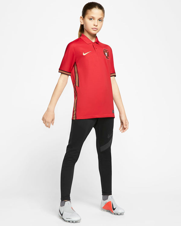 Nike Youth Portugal 2020/21 Home Jersey