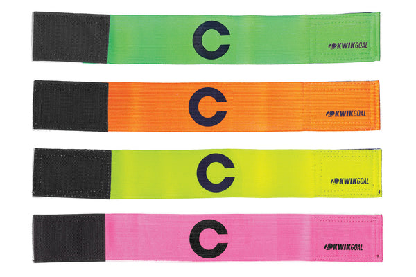 "Kwik Goal Captain's ""C"" Band"