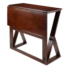 HARRINGTON Drop Leaf Table Walnut - barsforhomes.com