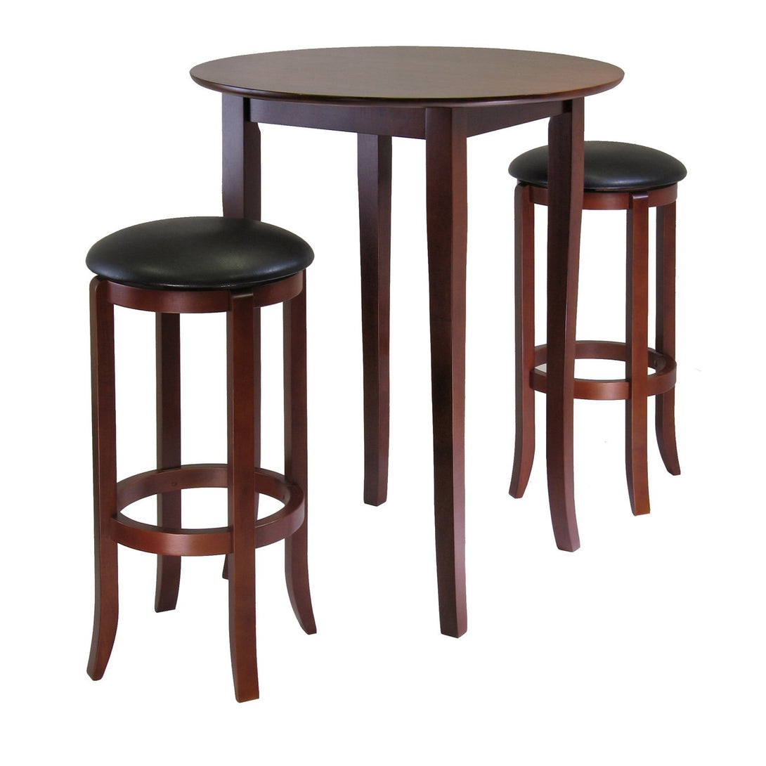 FIONA 3-PC High Pub Table Set - barsforhomes.com