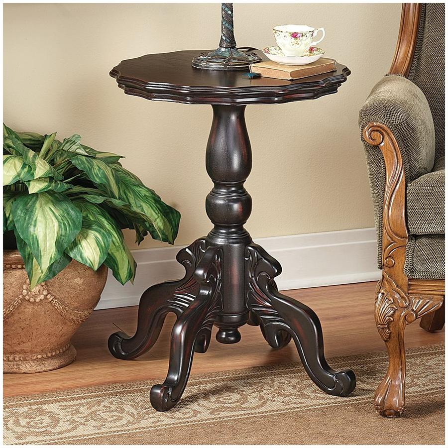 QUEENSDALE ROCOCO TABLE(Available 11/30/18)