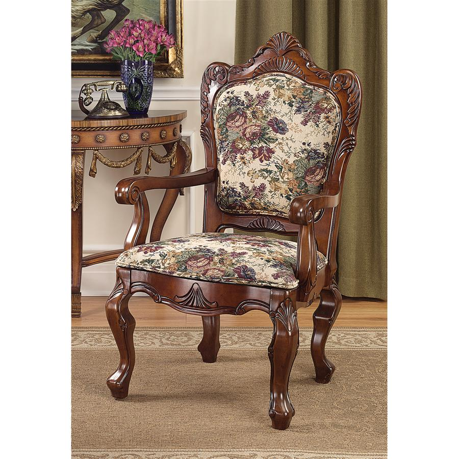 EMILY DICKINSON ARMCHAIR(Available 11/30/18)
