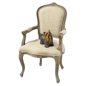 Carlisle Collection Open Armchair
