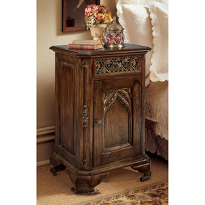 Gothic Bed Side Table