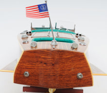 Chris Craft Triple Cockpit Model Boat