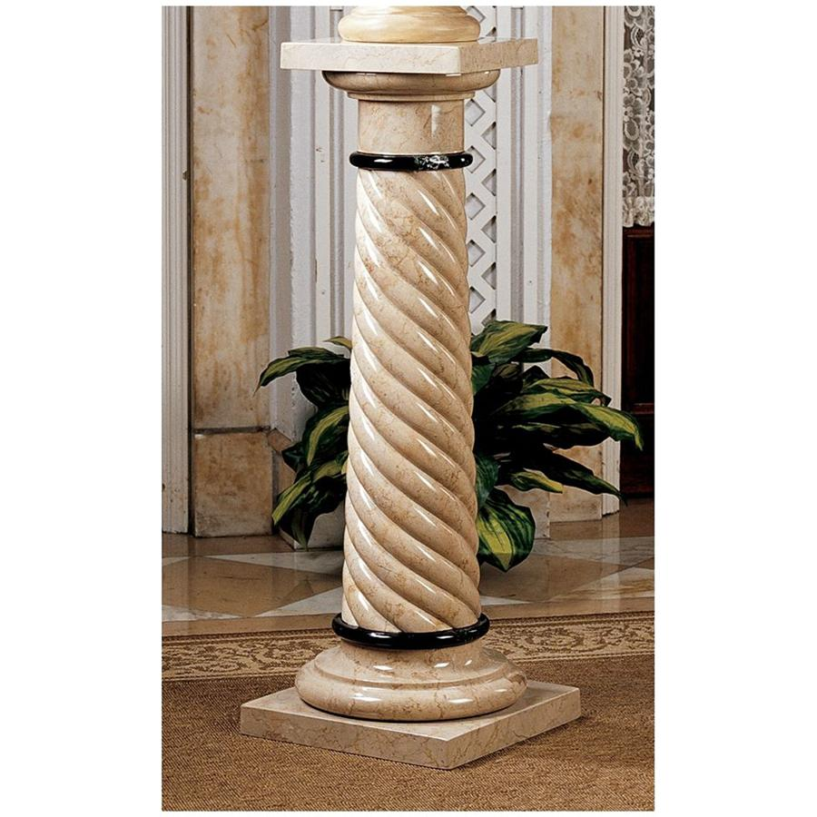 Bottochino Spiraled Marble Column
