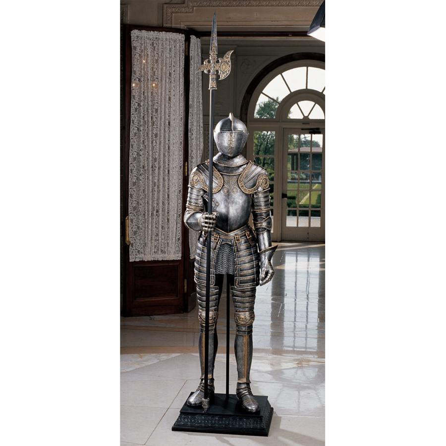 16th Century Italian knight Suit Of Armor