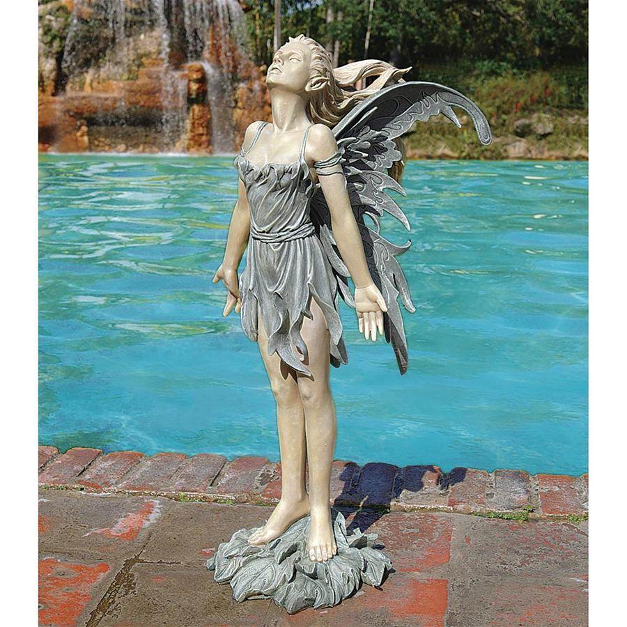 Spirit Of The Wind Fairy Statue