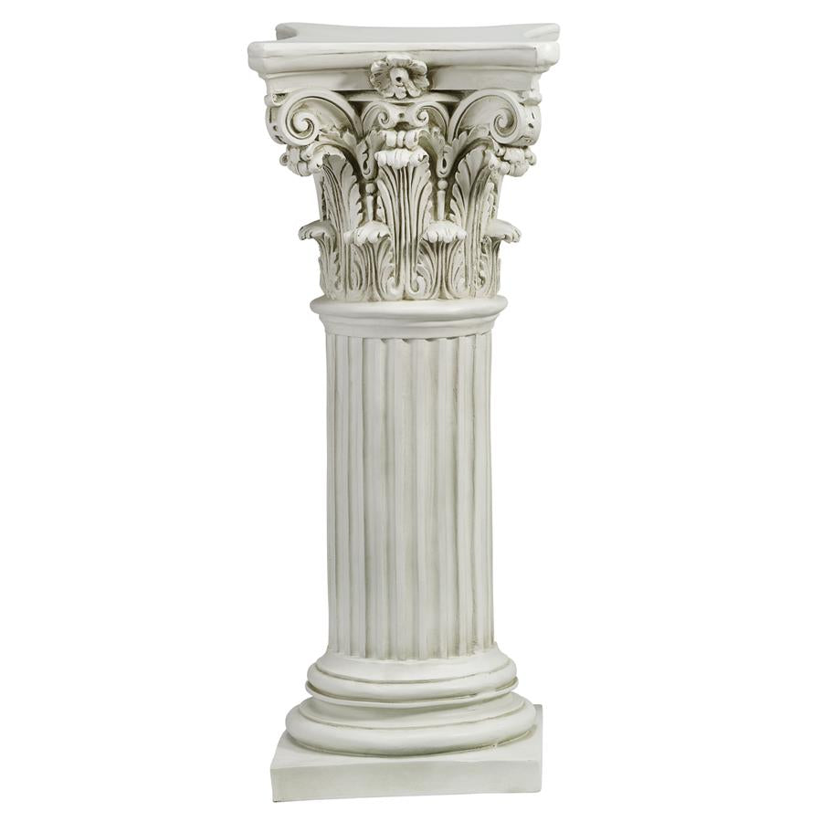 Large Corinthian Pillar