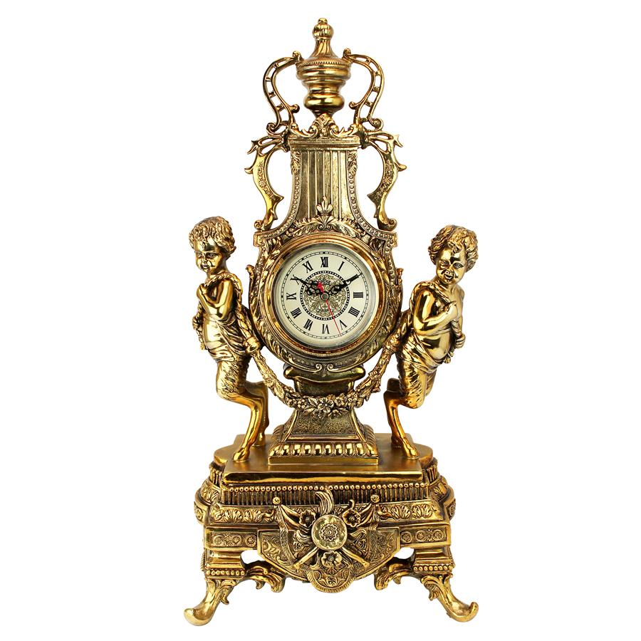 Chateau Beaumont Clock