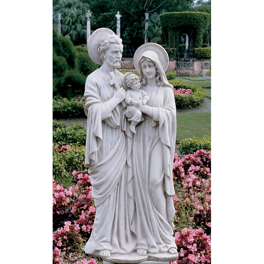 Grand Holy Family Statue