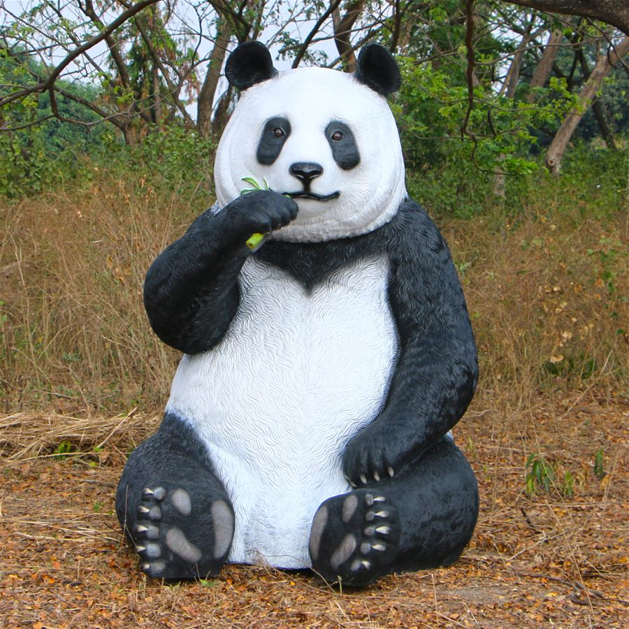 Fantong Oversized Panda With Paw Seat
