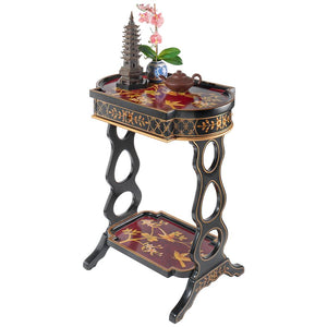 Terrace Of Shanghua Lacquered Side Table
