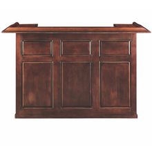 "72"" Ram Home Bar Wood - barsforhomes.com"