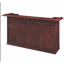 "84"" Ram Home Bar Wood - barsforhomes.com"