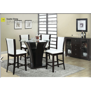Malik ACME Counter High Bar 4-Piece Set - barsforhomes.com