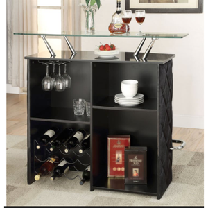 ACME Jacey 4-Piece Bar Set - barsforhomes.com