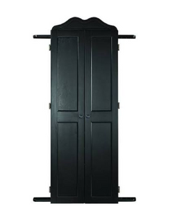 DARTBOARD CABINET CUE HOLDER - BLACK