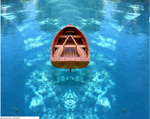 Whitehall Dinghy 5-Foot Display