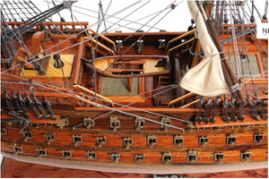 Royal Louis E.E. Model Ship