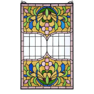 Eaton Place Stained Glass Window