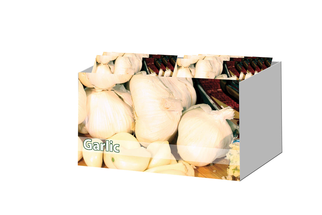 Garlic - White California Unit #15305