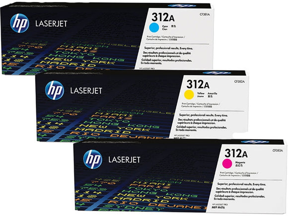 HP Genuine OEM Toner cartridges
