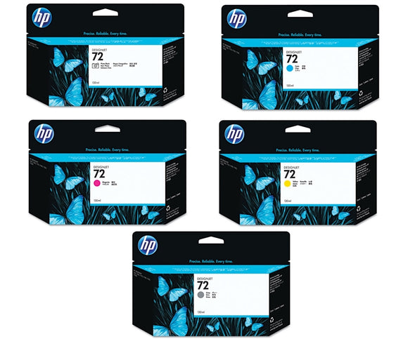 HP Genuine OEM Ink Cartridges