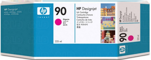 HP 90 Genuine OEM Original Magenta ink cartridge - 225 ml (C5062A)