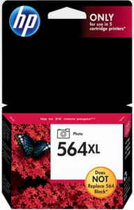 HP 564XL (CB322WN) Genuine OEM Original High Yield Photo Ink Cartridge