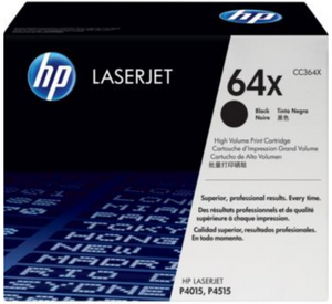 Genuine OEM HP Laserjet 64X (CC364X) High Yield Toner / Genuine OEM LaserJet P4015 Toner Cartridge
