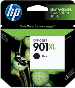 HP 901XL (CC654AN) Genuine OEM Original High Yield Black Ink Cartridge