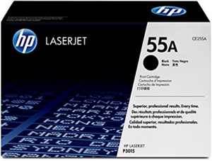 Genuine OEM HP Laserjet 55A (CE255A) Black Toner / Genuine OEM LaserJet M525 Toner Cartridge