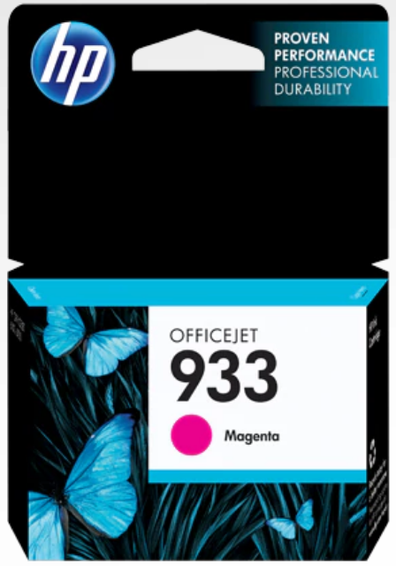 HP 933 (CN059AN) Genuine OEM Original Magenta Original Ink Cartridge