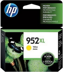 HP 952XL (L0S67AN) Genuine OEM Original Yellow Ink Cartridge