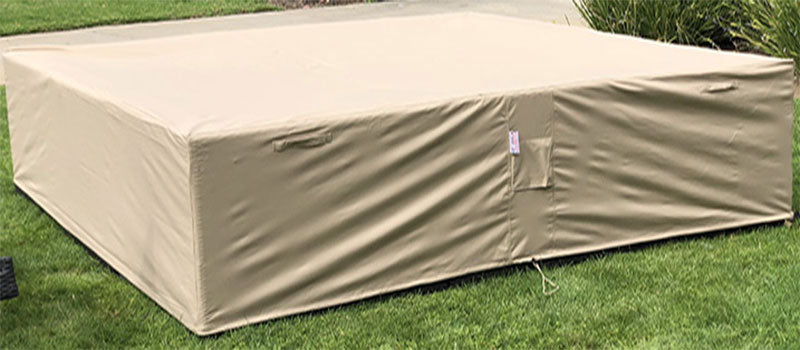 Outdoor Sectional Covers - Patio Furniture Covers Outdoor Patio Furniture Covers - DolaPatio