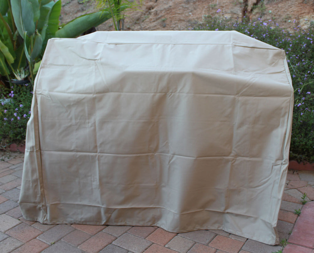 Outdoor BBQ Grill Covers 59 Inches Waterproof Heavy Duty Tall