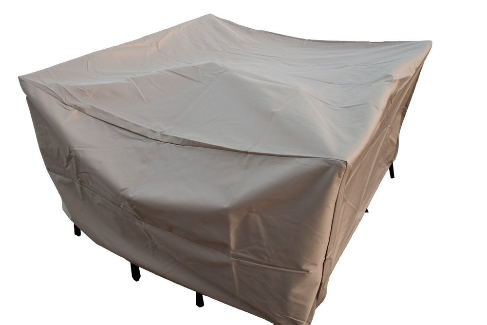 "Furniture Covers - Square Patio Furniture Cover 59"" X 59"" X 31.5"""