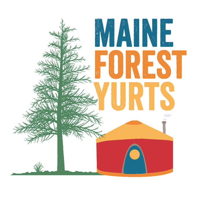 Maine Forest Yurts Certificate! (2 Nights)