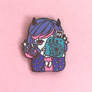 Tears - Enamel Pin