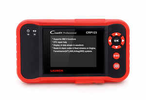 LAUNCH  Code reader/Scanner Diagnostic Tool