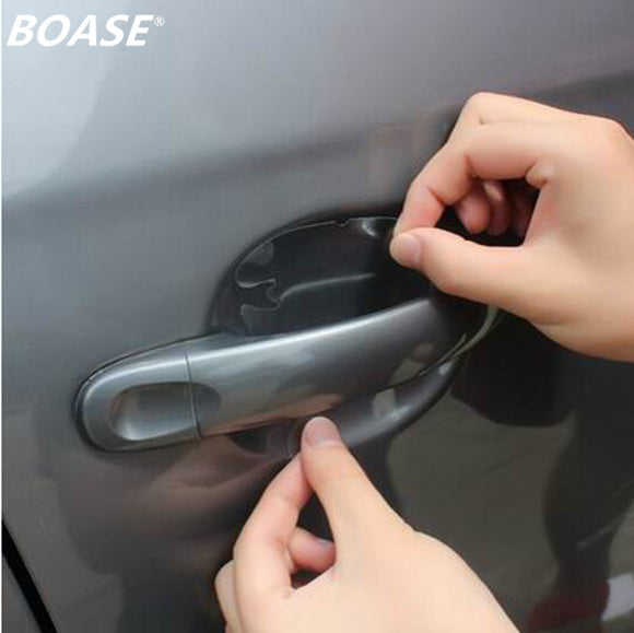 Car Door Handle anti-scratch Films