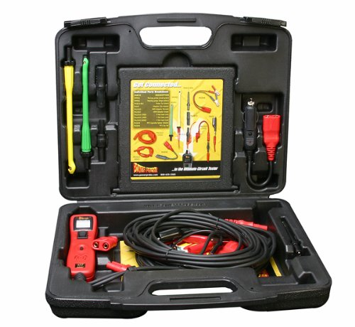 POWER PROBE III Circuit Tester with Lead Set Kit (PP3LS01)